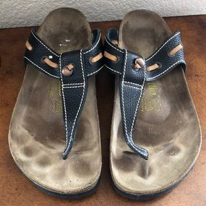 Papillon by Birkenstock thongs sandals 39